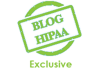 Blog HIPAA Exclusive post