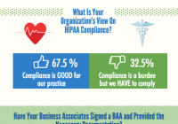 HIPAA and Meaningful Use Infographic