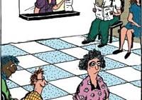 HIPAA Privacy Cartoon