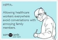 Funny HIPAA E-Card