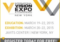 FREE Entrance to Vision Expo