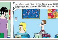 hipaa waiting room funny cartoon